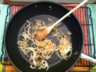 Onions BLT Salad