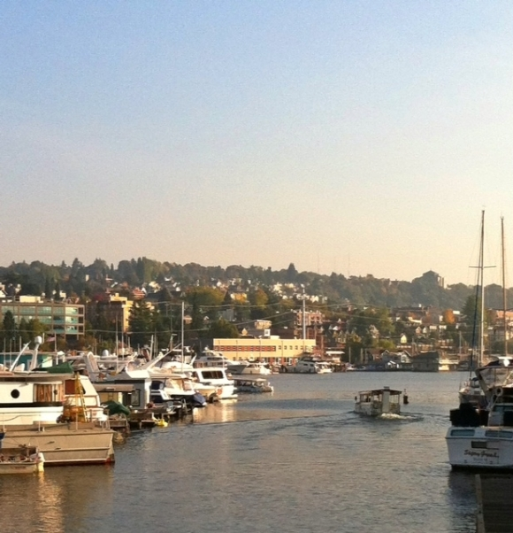 lake union boats