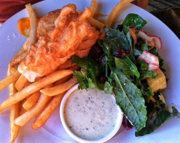 rain city fish and chips