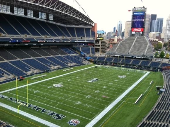 seahawks field