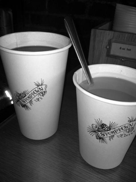 Stumptown Cups