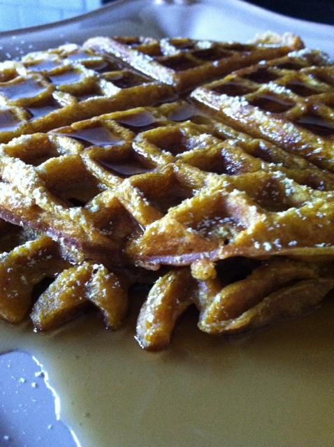 waffle header