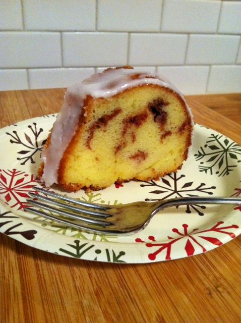 cake plate fork